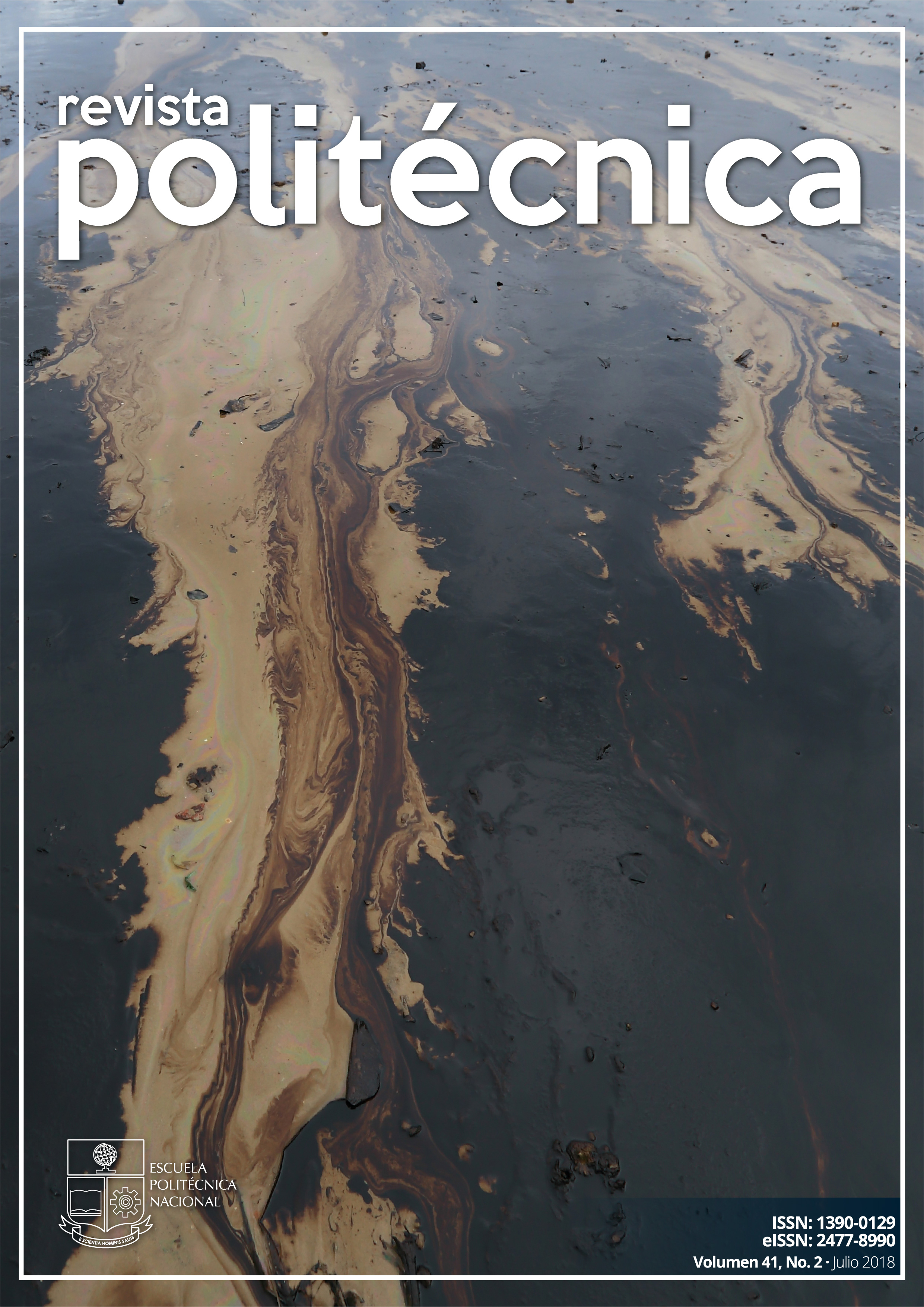 Ver Vol. 41 Núm. 2 (2018): Revista Politécnica