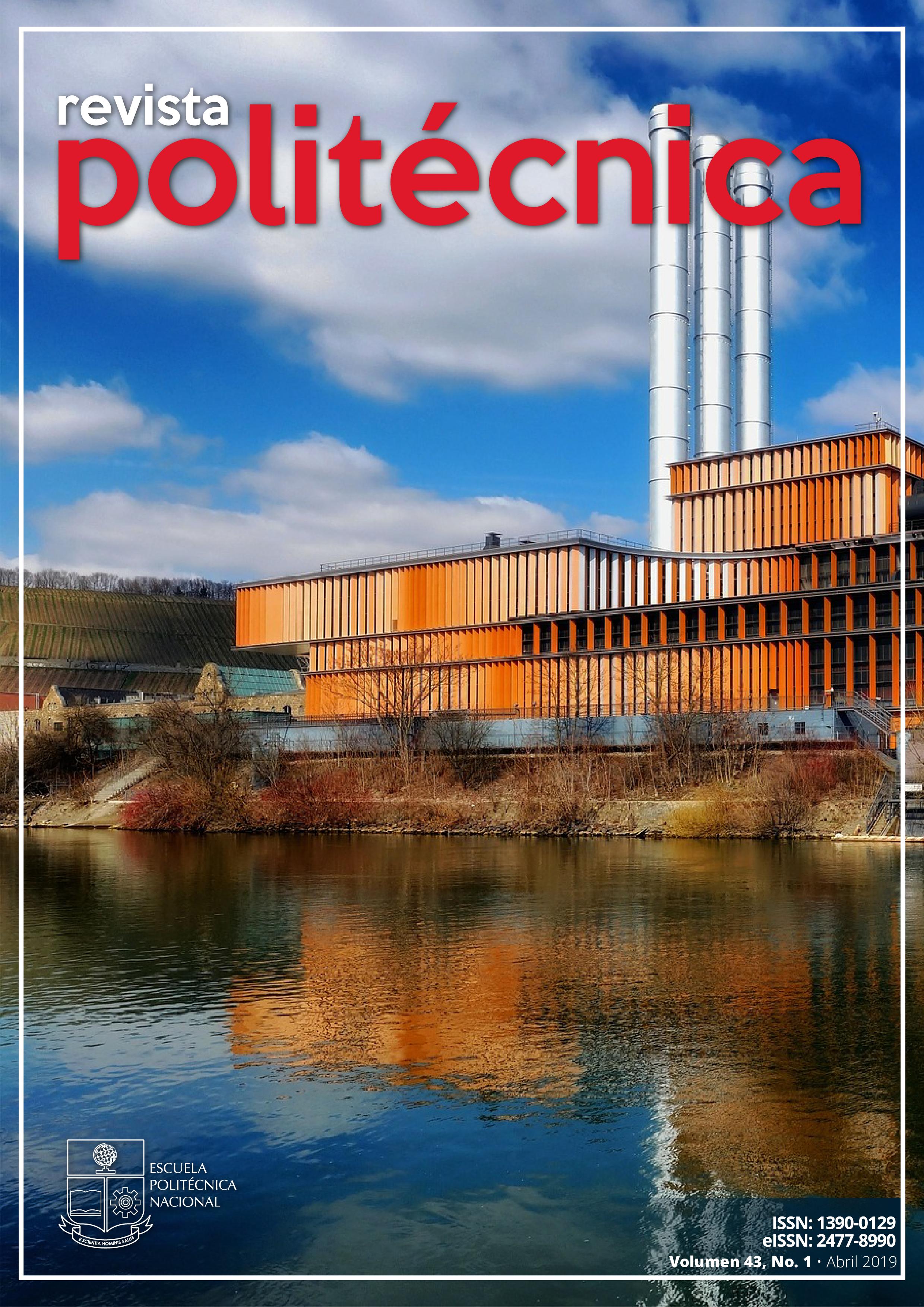 Ver Vol. 43 Núm. 1 (2019): Revista Politécnica